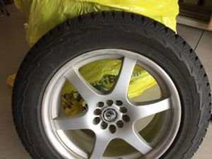 Snow Tires with Rims for Sale in Ridgefield, WA