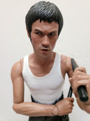 Enterbay Bruce Lee HD Masterpiece Action Figure for Sale in San Diego, CA