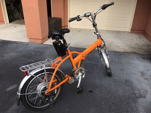ELECTRIC BICYCLE for Sale in Orlando, FL