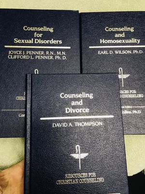 Counseling Books for Sale in FL, US