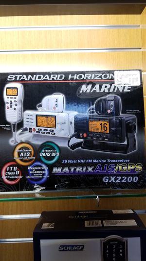 Standard Horizon Matrix AIS/GPS for Sale in Akron, OH