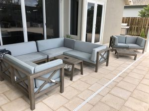 Outdoor furniture for Sale in Fort Lauderdale, FL