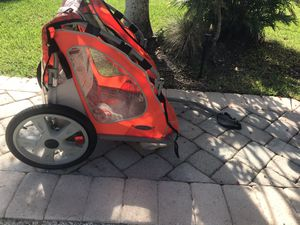 In Step Bike Trailer for Sale in Boca Raton, FL