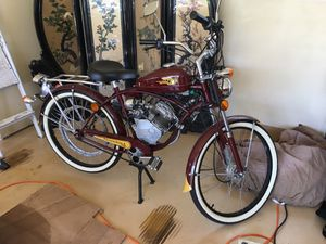 Motorbike Whizzer pacemaker II for Sale in San Diego, CA