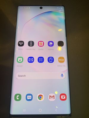 Samsung Galaxy Note 10+ for Sale in Blacklick, OH
