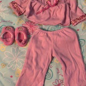 American Girl Doll Butterfly Pajama Set for Sale in Satellite Beach, FL