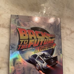 Back To The Future 30th Anniversary Blu Ray Box Set for Sale in Arlington Heights, IL