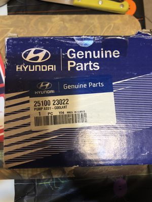 Hyundai Elantra 2006 Genuine Parts for Sale in Queens, NY