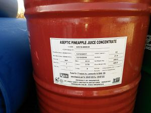 55-gallon steel barrels with lid food grade for Sale in Perris, CA