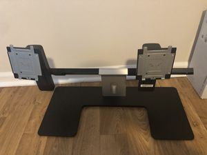 Dell Mds14 dual monitor stand. for Sale in Harrisburg, PA