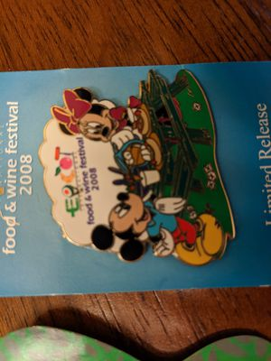 Disney Epcot food and wine 2018 limited-release pin for Sale in Glendale, AZ