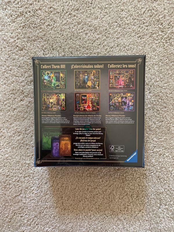Ravensburger Villainous Maleficent puzzle 1000 pcs Disney