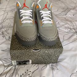 Jordan 3 Cool Grey for Sale in Los Angeles,  CA