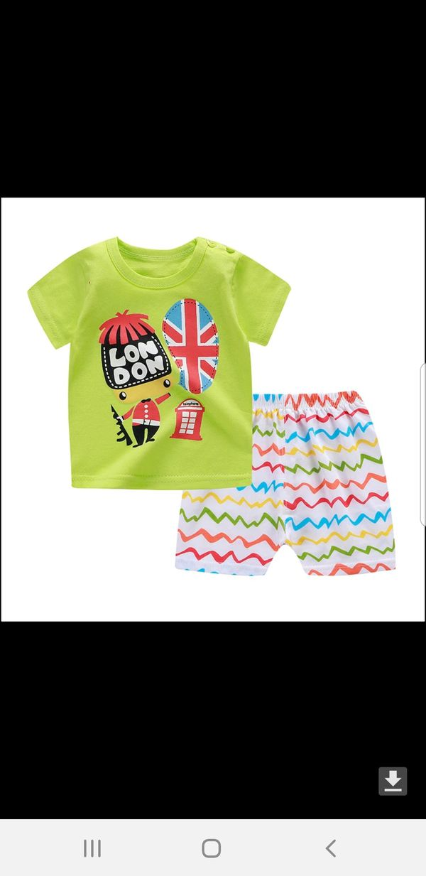 Kids summer cloths 1 to 4 yrs old