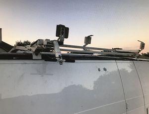 Adrian Steel Loadsrite drop down ladder rack for full size vans for Sale in Carrollton, TX