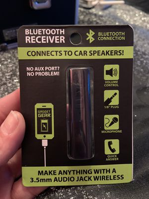 Bluetooth receiver for Sale in Paducah, KY