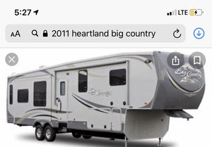 2011 Hartland fifth wheel for Sale in Spring Hill, FL