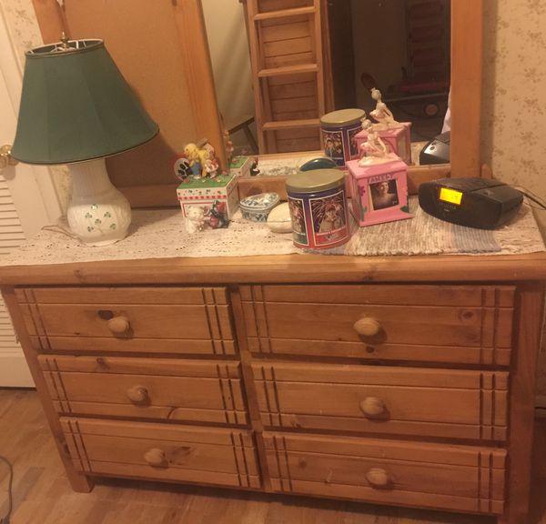 Art Van Kid's Collection Bunk Bed, and matching Dresser