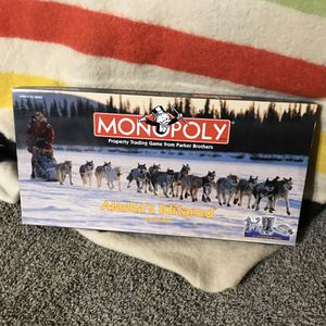 Monopoly Alaska's Iditarod Edition for Sale in Anchorage, AK