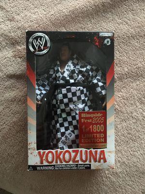 Yokozuna Ringside Fest 2005 Limited Edition Action Figure for Sale in Brick Township, NJ