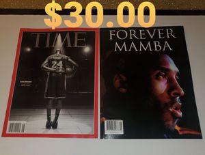 KOBE BRYANT MAGAZINE'S for Sale in Vernon, CA