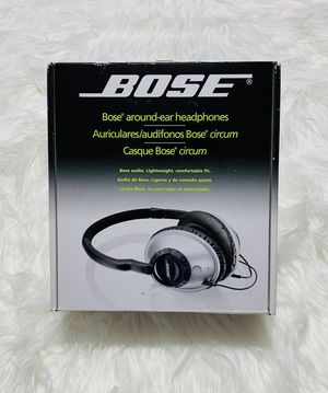 BOSE Around-ear Headphones for Sale in Duncanville, TX