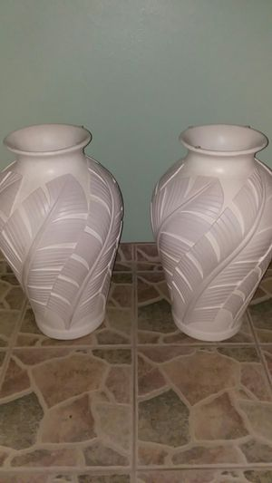 Tall Floor Decorative Vases for Sale in Kissimmee, FL