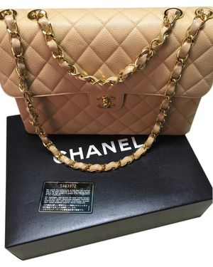 CHANEL classic jumbo xl caviar bag for Sale in Plano, TX