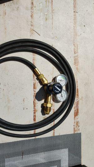 Gas flow regulator for welder for Sale in Bellevue, WA