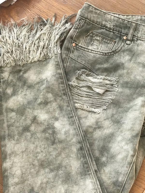 Premium denim tie dye William Rast jeans