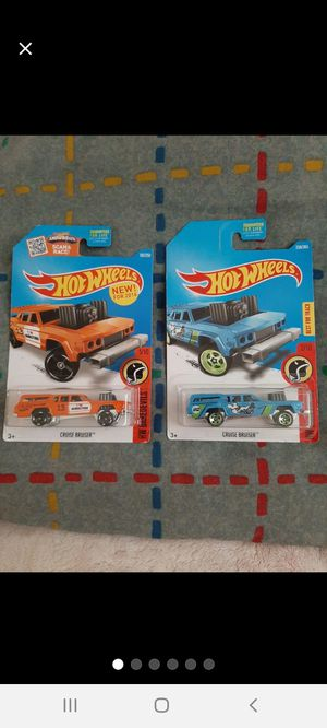 Hot Wheels '16 Cruise Bruiser Wagons ●□● for Sale in Williamsport, PA