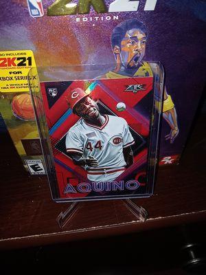 2020 Topps Fire Baseball! Hot Aristides Aquino Rookie Card! for Sale in La Puente, CA