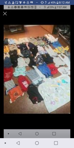 ¥¥TONS OF BABY AN SMALL KIDS CLOTHES for Sale in Minneapolis, MN