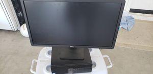 "Dell 5040 Desktop w/ 24"" Monitor for Sale in Surprise, AZ"