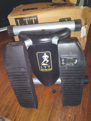 Ltt Lateral Thigh Trainer Stepper Exercise Machine Brand for Sale in Tulsa, OK