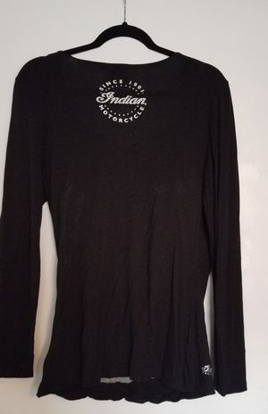 Indian motorcycle Wmns Long sleeve for Sale in Phoenix, AZ