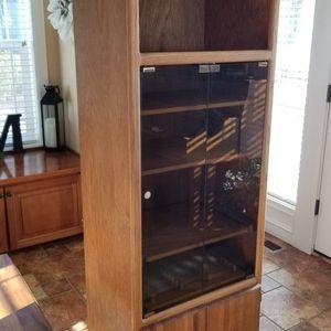 Oak Cabinet for Sale in Battle Ground, WA