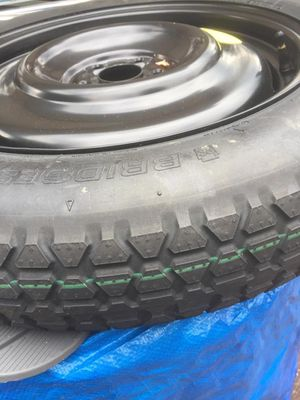 Donut Tire for Sale in Aspen Hill, MD