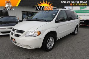 2005 dodge grand caravan SXT Loaded, low miles for Sale in Everett, WA