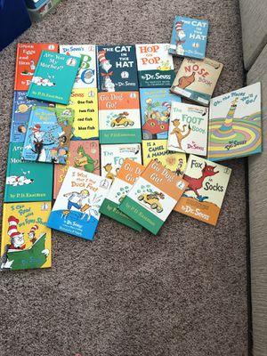 Dr. Seuss books! for Sale in Destin, FL