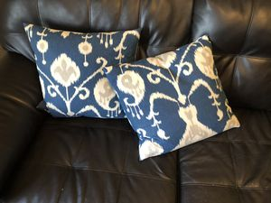 Goose Down Decor Pillows for Sale in Wake Forest, NC