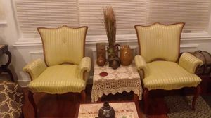 $300 for two antique chairs from Merchandise Mart very good condition for Sale in Chicago, IL
