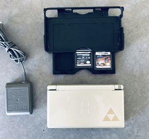 Zelda Edition Nintendo DS Lite for Sale in Laguna Woods, CA