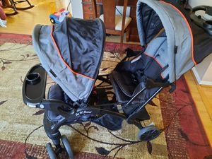 Baby Trend Sit & Stand Double Stroller for Sale in Bowie, MD