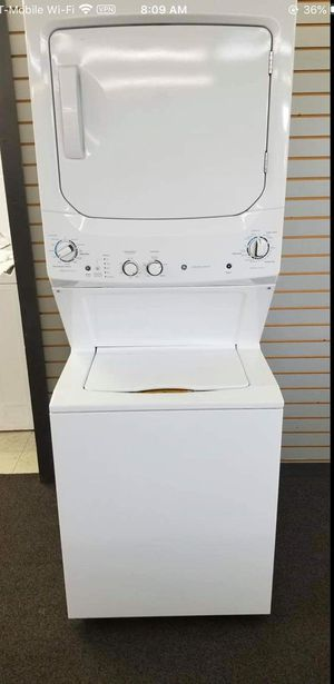 Brand new electric stackable washer and dryer for Sale in Bradenton, FL
