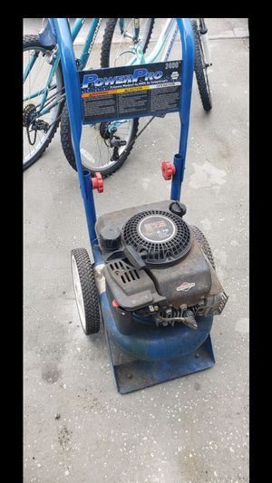 Pressure washer pump may not work. for Sale in Haines City, FL