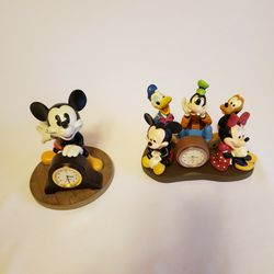 Disney Mickey Mouse Decorative Miniature Clocks for Sale in Montesano,  WA