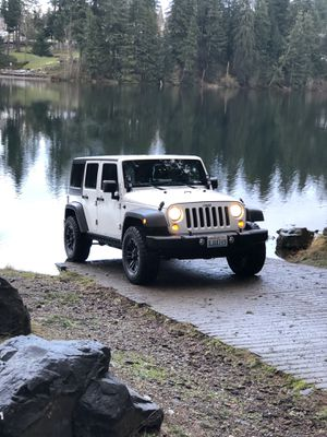 2013 Jeep Wrangler Unlimited Sport. for Sale in Maple Valley, WA