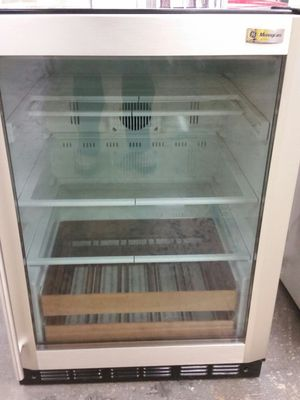 Stainless glass wine cooler for Sale in Alexandria, VA