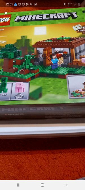 Minecraft lego sets for Sale in Geneva, OH